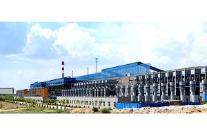 50万吨煤焦油深加工项目配套16亿方煤气提氢生产线主体工程
