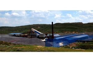 5.5万吨高品质镁合金项目(1.5万吨产能部分)全景