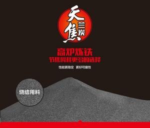 天焦炼铁兰炭(烧结用料)